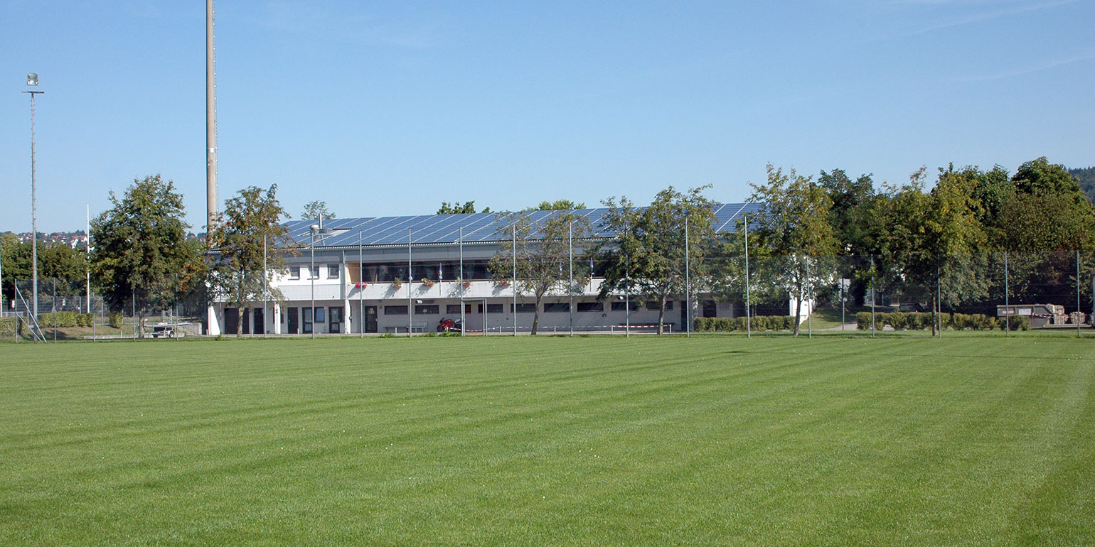 ATSV Sportheim in Kelheim